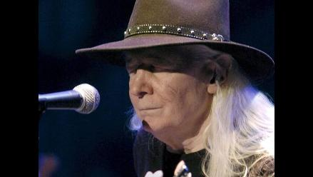 Falleció Johnny Winter, leyenda del blues estadounidense