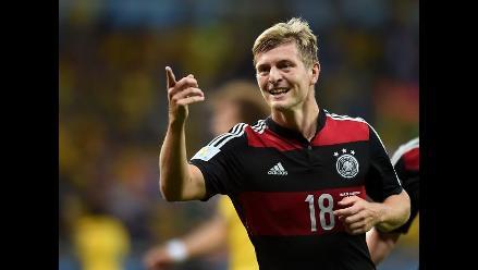 Confirmado: Real Madrid ficha a Toni Kroos por seis temporadas