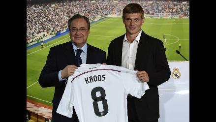 Toni Kroos: No me  fui del Bayern Múnich por problemas con Guardiola