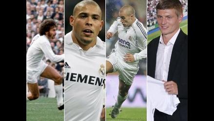 Conoce a los jugadores que ficharon por Real Madrid tras ganar el Mundial
