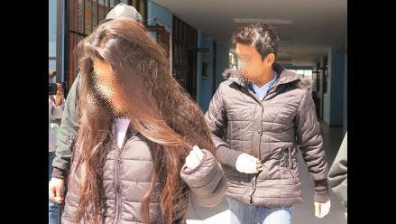 Pareja de enamorados que fugaron de Lima son hallados en Concepción