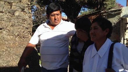 Arequipa: joven negó relación sentimental con candidato acusado de violarla