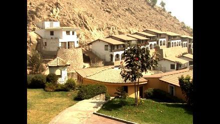 Intervienen vivienda de Rodolfo Orellana en Chaclacayo