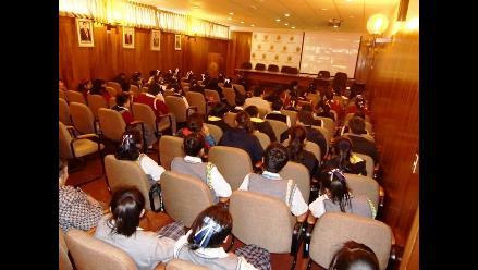 Cusco: sensibilizan a fiscales escolares en temas de acoso sexual