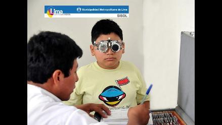 Tres de cada cinco niños tienen problemas visuales