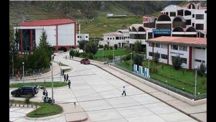 Abancay: seis heridos dejó desalojo de estudiantes de local universitario