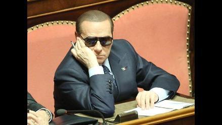Absuelven a Silvio Berlusconi por escándalo de prostitución de menores