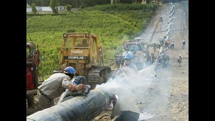 Odebrecht planea culminar Gasoducto Sur un año antes de lo previsto