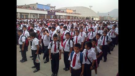 Mapcity: Lima tiene más de 6 mil colegios privados y casi 2 mil centros públicos