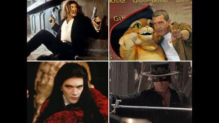 Top 10: Mejores personajes de Antonio Banderas