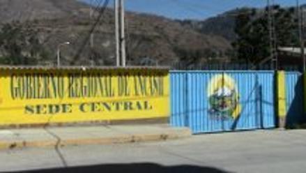 Huaraz: dos funcionarios del gobierno regional prófugos de la justicia