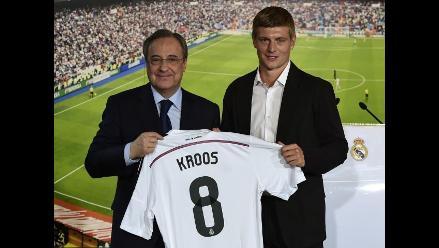 ¿Sabes qué costumbre mantiene el presidente de Real Madrid tras un Mundial?