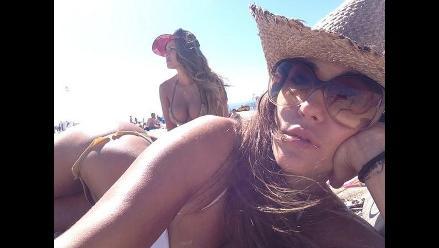 ´Las Vengadoras´ lucen sus curvas en playas de California