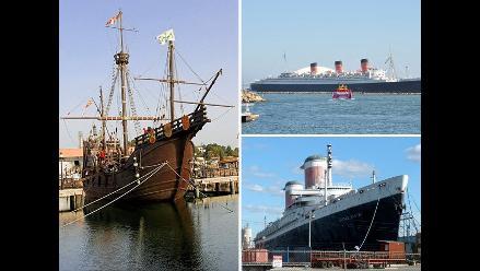 ¿Santa María o Titanic? Recordemos 10 barcos legendarios