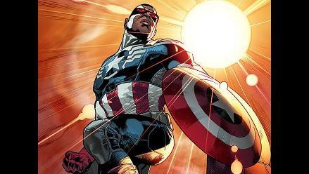 ¡Sorpresa en Marvel!: Halcón es el nuevo Capitán América