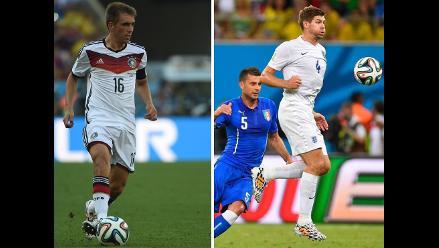 Grandes figuras que le dicen adiós a su selección luego del Mundial