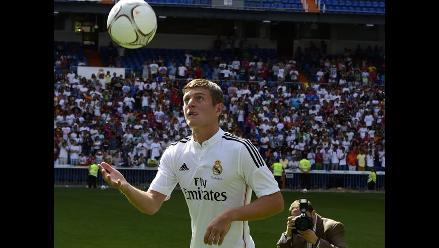 Los 10 mejores goles de Toni Kroos, nuevo fichaje de Real Madrid