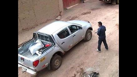 Policía captura a banda delincuencial en Nazca