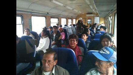 Puno: tren sufre descarrilamiento en sector de Huaje
