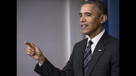Obama anima a emular el espíritu de servicio de Nelson Mandela