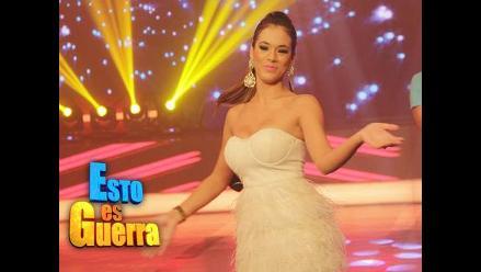 Nicola Porcella y Angie Arizaga ´trollean´ a Jazmín Pinedo con hashtag