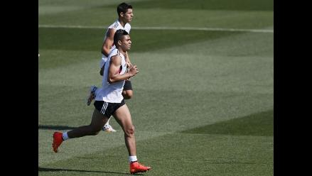 Real Madrid cede a préstamo a Casemiro al Porto de Portugal
