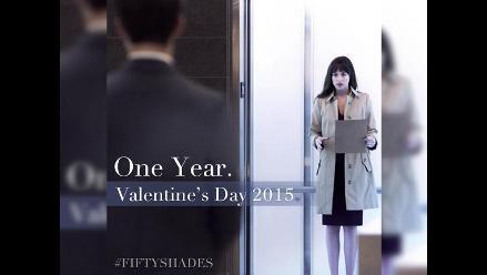 50 Sombras de Grey: lanzan primer teaser de esperada cinta