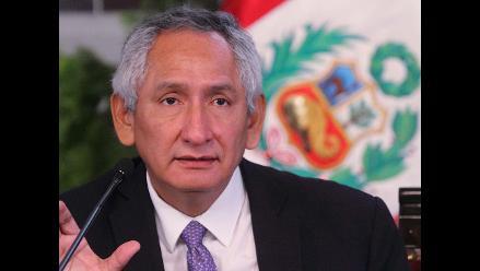Cornejo niega participación en intento de desacreditar a García Belaunde