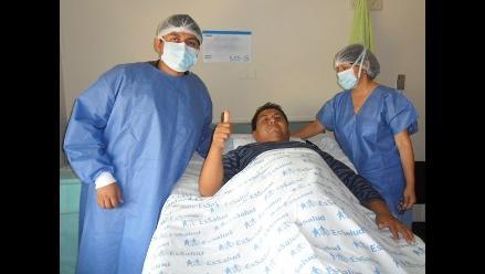 Chiclayo: donación de órganos salvaron la vida a dos pacientes