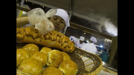 El pan será el gran anfitrión en Mistura 2014