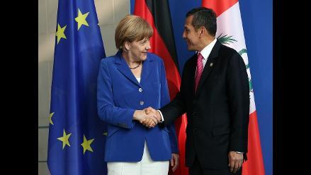 Humala abordó en Alemania y Francia exoneración de visa Schengen
