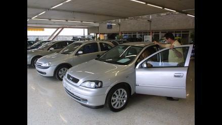 Importación de vehículos cae 5% al cierre del primer semestre