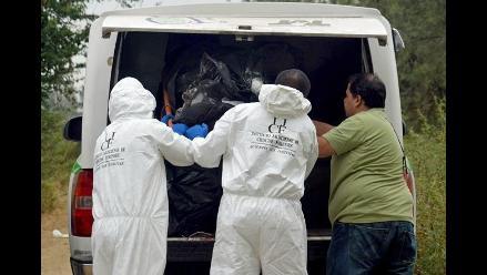 Encuentran cinco cadáveres en fosas clandestinas en el noroeste de México