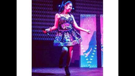 ¡Mira el concierto de Wendy Sulca en México!