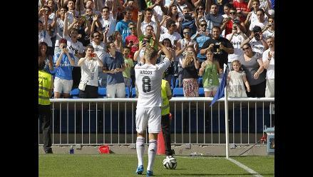 Toni Kroos: Jugar en Real Madrid es el mayor desafío para un futbolista