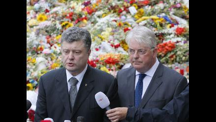 Ucrania ordena tregua en zona donde fue derribado avión malasio