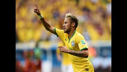 Para Neymar, selección de Brasil tuvo participación de 7 puntos en Mundial
