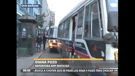 Pasajeros desconocen que buses patrón empezarán a circular el sábado