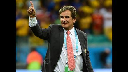 Jorge Luis Pinto: Tengo tres propuestas, pero primero es Costa Rica