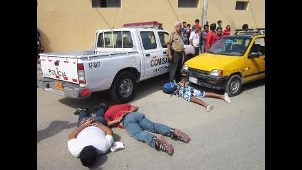 Chiclayo: imponen duras condenas a taxistas que asaltaban a pasajeros