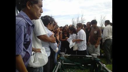Áncash: envían a Lima caso de homicidio vinculado con muerte de Nolasco