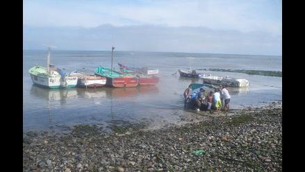 Anuncian vientos de moderada y fuerte intensidad en litoral de Pisco
