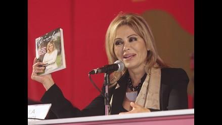Gisela Valcárcel: Las frases que dejó tras presentación de su libro