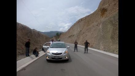 Andahuaylas: trasladan a Lima más de 200 kilos de cocaína incautada