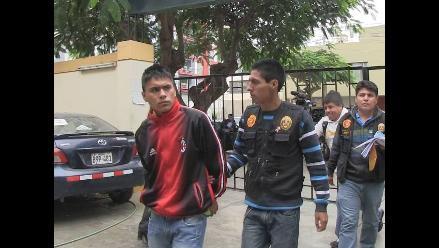 Trujillo: Capturan extorsionador cobrando cupo a comerciante de papas