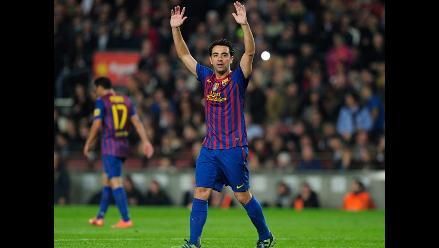 Xavi Hernández elige continuar en el Barcelona