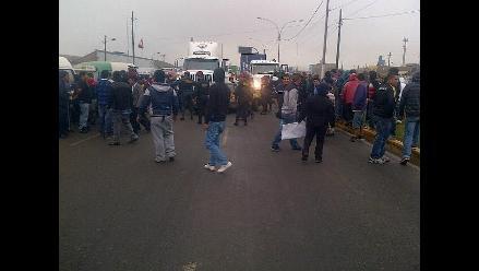 Transportistas hicieron paro pacífico, según funcionario chalaco