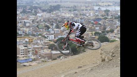 Sebastián Alfaro representará al Perú en Mundial de Bicicleta en Canadá