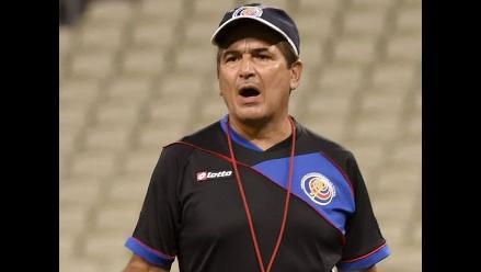 Confirmado: Jorge Luis Pinto no seguirá al frente de Costa Rica