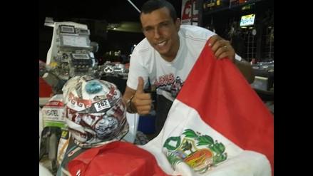 Dakar Series: Alexis Hernández culminó quinto en el Desafío Guaraní